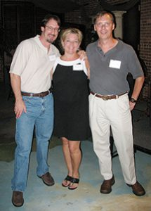 Greg Taylor, Chris Mumma, Gregg Jamback