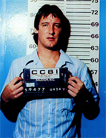 Greg Taylor mugshot